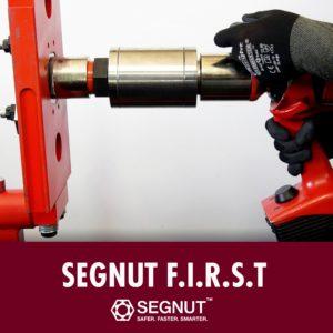'Segnut F.I.R.S.T' Prototype Eliminates Pinch Point Hazards, Improves Maintenance Productivity